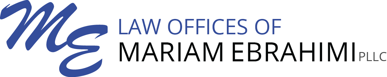 Law Office of Mariam Ebrahimi PLLC Logo